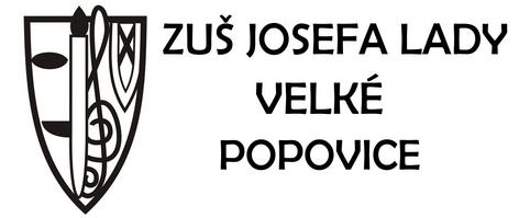 ZUŠ Josefa Lady, Velké Popovice, příspěvková organizace Logo